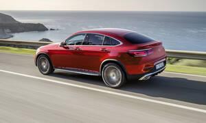 Mercedes GLC Coupe: Αυτή είναι η ανανεωμένη έκδοσή της