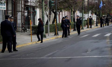 25η Μαρτίου: Φρούριο η Αθήνα - 1.600 αστυνομικοί επί ποδός - Ποιοι δρόμοι είναι κλειστοί