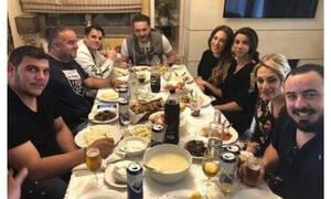Μενιδιάτης, Παπαδοπούλου και Ράλλη γεύτηκαν ατόφια Κρητική φιλοξενία