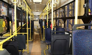 Νύχτα τρόμου για επιβάτες λεωφορείου στη Μεταμόρφωση