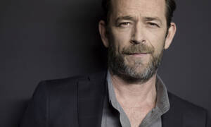 Η αδημοσίευτη φωτογραφία του Luke Perry και το μήνυμα της κόρης του στο Instagram