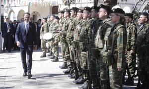 Μητσοτάκης από τη Λήμνο: Η Ελλάδα χρειάζεται όραμα και κατεύθυνση