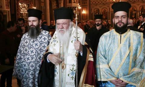 25η Μαρτίου: Το μήνυμα του Αρχιεπισκόπου Ιερώνυμου για την εθνική εορτή