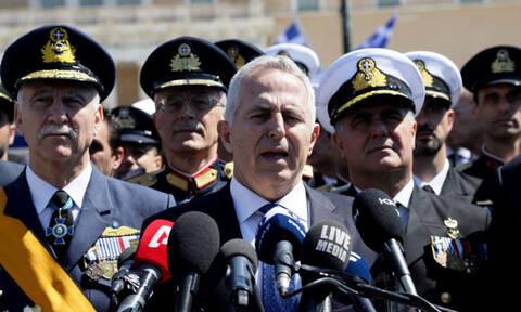 Ευάγγελος Αποστολάκης: Οι Ένοπλες Δυνάμεις είναι εδώ, για να προστατεύουν την ανεξαρτησία της χώρας