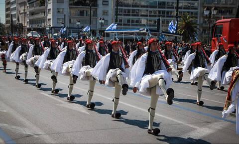 25 марта – День независимости Греции