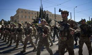 Σείστηκε το Σύνταγμα: Τα «βατράχια» τραγούδησαν το «Μακεδονία Ξακουστή» (vid)