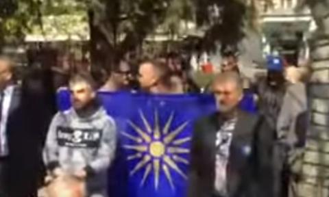 «Να πάτε να πληρωθείτε από τον Ζάεφ»: Ένταση κατά τη διάρκεια της παρέλασης στις Σέρρες (vid)