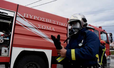 Ασύλληπτη τραγωδία στην Ηλεία: Ηλικιωμένος κάηκε ζωντανός στην προσπάθεια του να ζεσταθεί (pics)