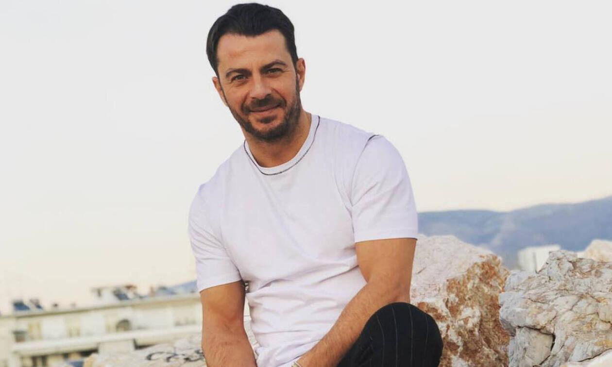 Αγγελόπουλος: Δε φαντάζεστε τι ανέβασε στο Instagram! Η φωτογραφία - έκπληξη