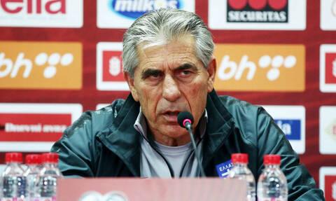 Αναστασιάδης: «Θα παίξουμε για τη νίκη, θα περιμένω τον Σωκράτη»