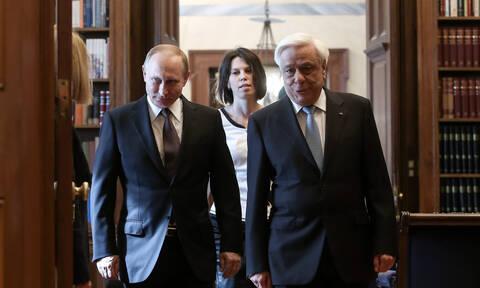 Μήνυμα Πούτιν για την 25η Μαρτίου: Τι λέει ο «τσάρος» για τους Έλληνες