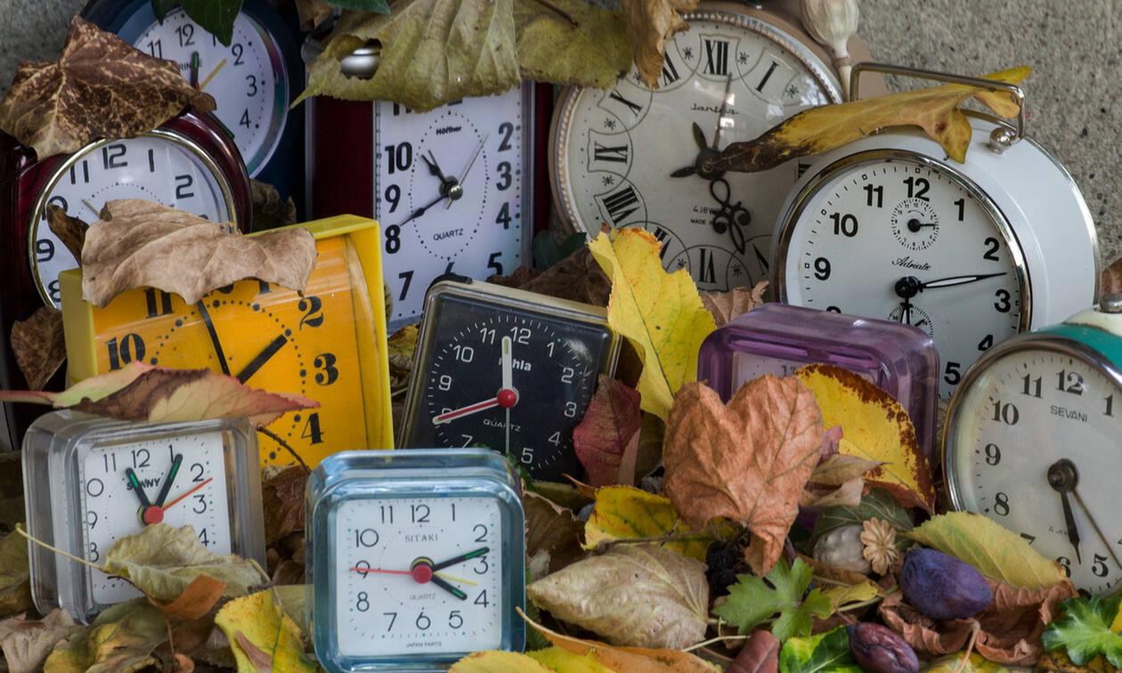 Αλλαγή ώρας 2019: To ευρωκοινοβούλιο ψηφίζει για την κατάργηση της αλλαγής της ώρας