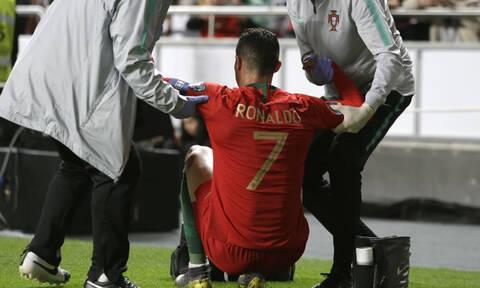 ΣΟΚ με Κριστιάνο Ρονάλντο - Θα προλάβει τα παιχνίδια με τον Άγιαξ;