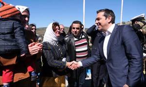 Турецкие истребители преследовали вертолет Алексиса Ципраса