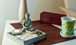 8 tips για θετική ενέργεια στο σπίτι σου σύμφωνα με το Feng Shui