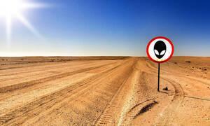 Απίστευτη παραδοχή της NASA:Μπορεί να υπάρχουν εξωγήινοι και να μας ξέφυγαν