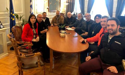 Έλενα Κουντουρά: Η Σύρος έχει τις προοπτικές να αναδειχθεί σε κορυφαίο προορισμό όλο το χρόνο