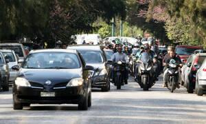 Η «πράσινη» πομπή για τον Θανάση Γιαννακόπουλο (videos+photos)