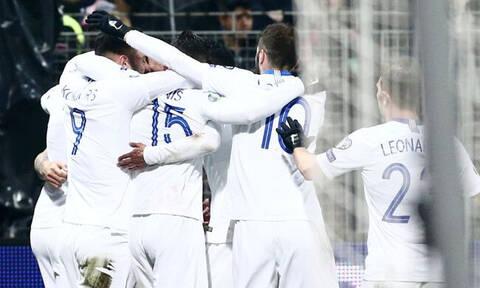 Βοσνία – Ελλάδα 2-2: Έχει μέταλλο και φάνηκε