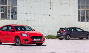 Τα Ford Fiesta και Focus γίνονται ήπια υβριδικά