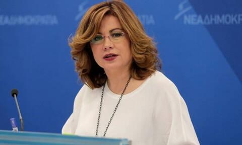 Τα «μαζεύει» η Σπυράκη από τη ΝΔ - Αυτή είναι η νέα εκπρόσωπος Τύπου του κόμματος (pics)