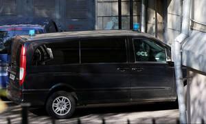 ФСБ проводит обыски в Крыму у подозреваемых в участии в террористической организации