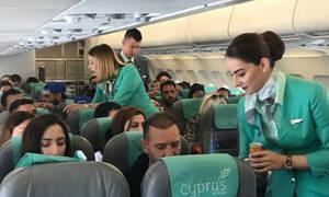 Cyprus Airways провела пробные моделированные полеты для детей с аутизмом