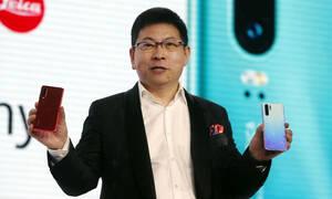 Η Huawei ξαναγράφει τους κανόνες της φωτογραφίας παρουσιάζοντας τη σειρά HUAWEI P30!