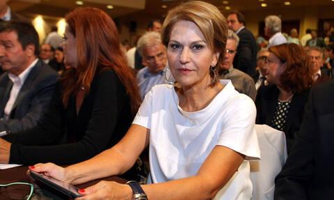Δεν θα είναι η Ρεπούση υποψήφια με το ΣΥΡΙΖΑ - Είχε συνωστισμό στα ψηφοδέλτια φαίνεται...