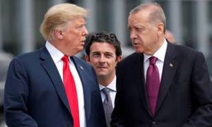 Ξέφυγε ο Ερντογάν: Αντίποινα στον Τραμπ η μετατροπή της Αγιά Σοφιάς σε τζαμί