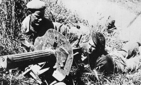 Σαν σήμερα το 1939 λήγει ο Ισπανικός Εμφύλιος Πόλεμος με την κατάληψη της Μαδρίτης