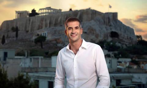 Εκλογές 2019 - Μπακογιάννης: Ολοκληρωμένο σχέδιο για Φιλοπάππου, Πνύκα, Αστεροσκοπείο (vid)