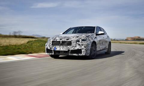 Η νέα προσθιοκίνητη σειρά 1 της BMW θα έχει 4κύλινδρο 2000 κυβικών με 306 ίππους