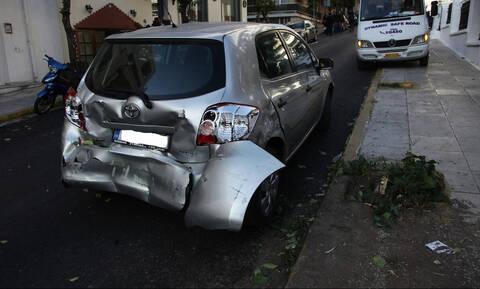 Κρήτη: Καραμπόλα οχημάτων στην εθνική οδό - Σκηνές πανικού