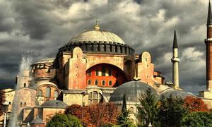 Αγιά Σοφιά: Το ιερό σύμβολο της Ορθοδοξίας που θέλει να κάνει τζαμί ο Ερντογάν (pics+vids)