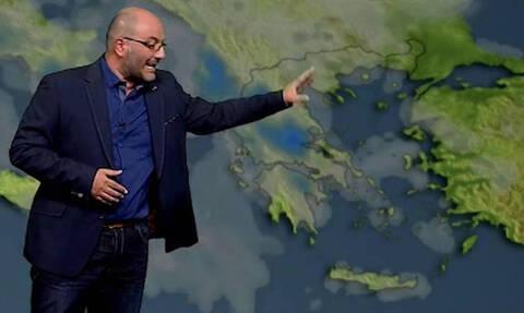 Καιρός: Προσοχή! Η έκτακτη προειδοποίηση του Σάκη Αρναούτογλου για τους θυελλώδεις ανέμους (photos)