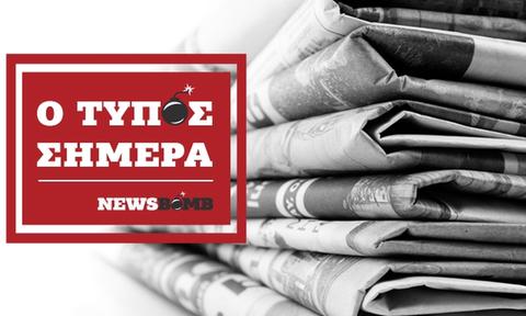 Athens Newspapers Headlines (28/03/2019)