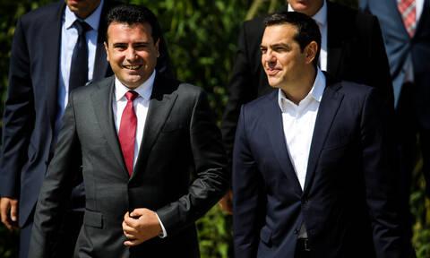 Ζάεφ: Είπα «ναι» στο Βόρεια Μακεδονία γιατί ο Τσίπρας αποδέχθηκε τη «μακεδονική ταυτότητα»