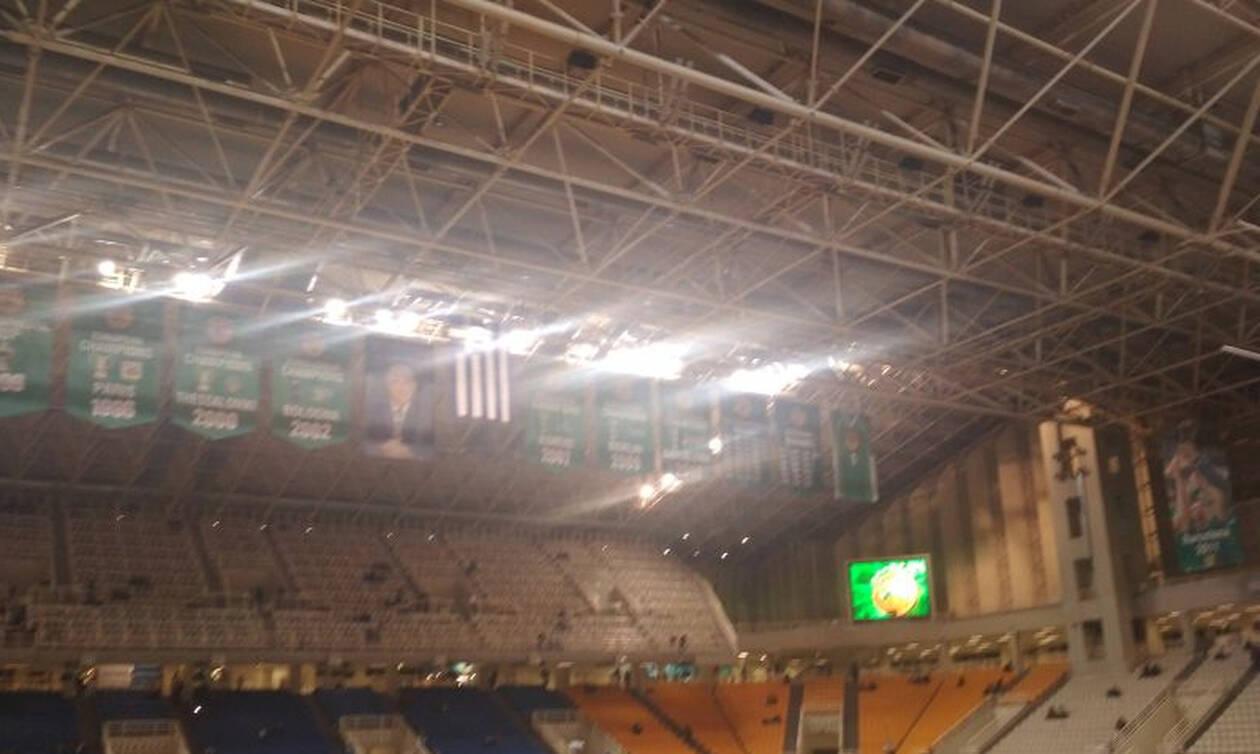 3204ad87c69 Παναθηναϊκός ΟΠΑΠ – Ρεάλ Μαδρίτης: Το ΟΑΚΑ άνοιξε τις πύλες του ...