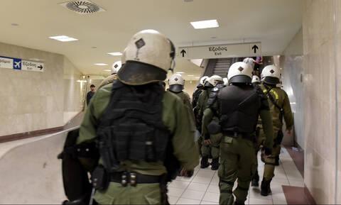 Ενισχύεται η παρουσία της Αστυνομίας σε σταθμούς Μετρό και λεωφορεία