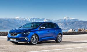 H Renault θα ανανεώσει το Megane