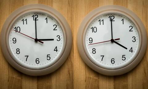 Αλλαγή ώρας 2019: Δείτε πότε θα γυρίσουμε τα ρολόγια μας μία ώρα μπροστά!