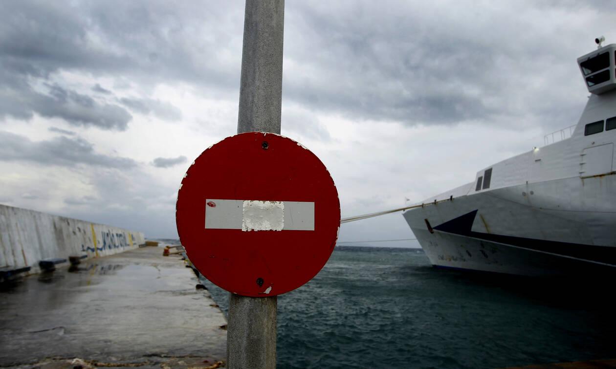 Καιρός: Δεμένα τα πλοία στα λιμάνια - Πού ισχύει απαγορευτικό απόπλου