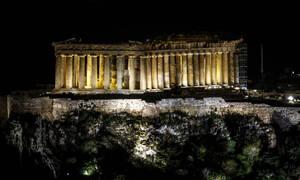 В субботу вечером Акрополь погасит подсветку в рамках акции «Час Земли»