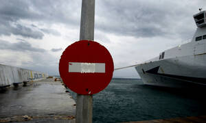 Problems in ferry services due to strong winds