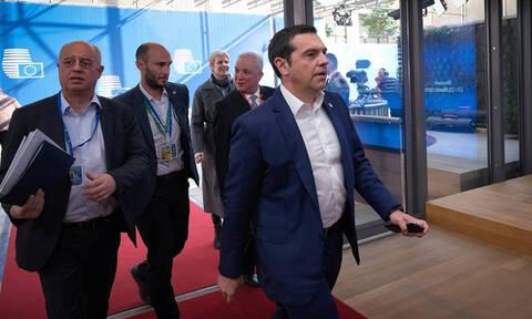 Ципрас пребывает в Бухаресте для участия в четырехсторонней встрече Болгария-Румыния-Сербия-Греция