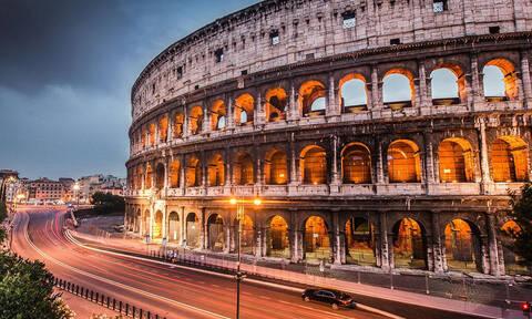 Διάσημα μνημεία της αρχαιότητας: Δείτε πώς ήταν όταν χτίστηκαν (pics)