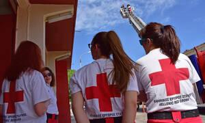 Πιστεύουμε στη μεγάλη παρακαταθήκη του έργου του Ερυθρού Σταυρού