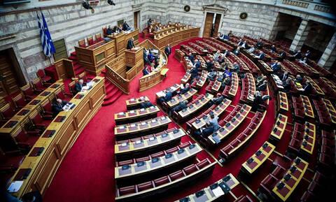 Βουλή LIVE: Δείτε την ψηφοφορία για την προστασία της πρώτης κατοικίας