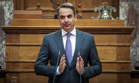 Main criterion of people's vote is the economy, ND leader Mitsotakis says